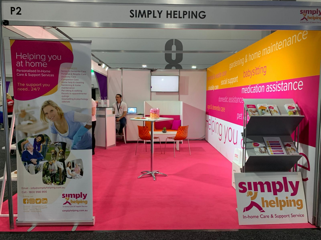 Simply Helping Seniors and Disability Expo 2019