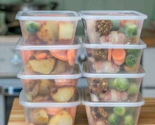 An Easy Guide To Meal Prep