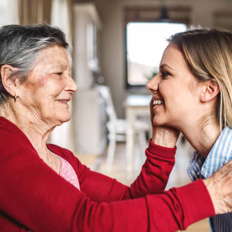 Simply Helping - Tips when Caring for a Grandparent.