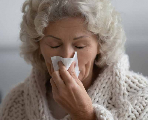 Simply Helping- Flu Season Ahead