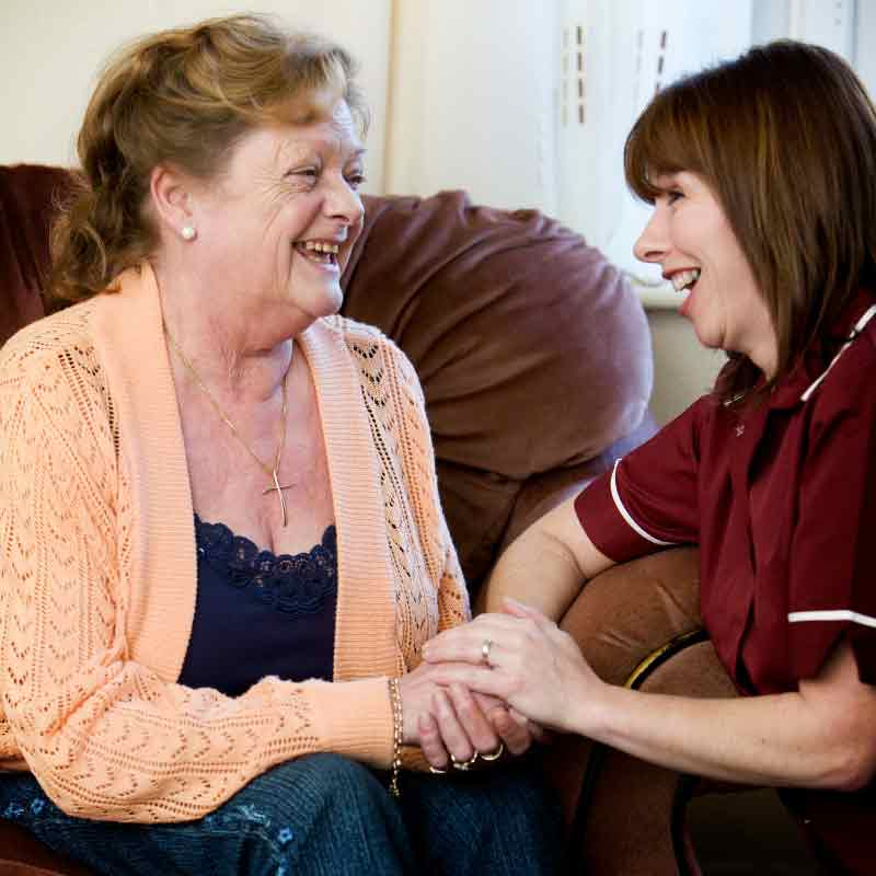 Simply Helping - Is Home Care Right For You?